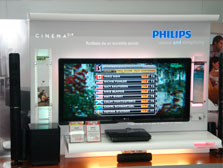 In Store Phlips TV - INNOVACIONPLV -